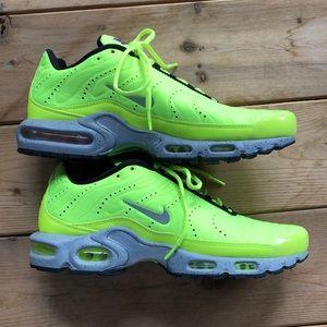 Nike Air Max plus PRM trainers